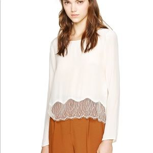 Wilfred Desaix Blouse